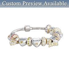 mothers bracelets 43 best birthstone bracelets for images on