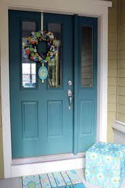 Navy Blue Front Door Best 25 Teal Front Doors Ideas On Pinterest Teal Door Painting