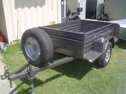offroad trailer mackay trailers off road range of trailers