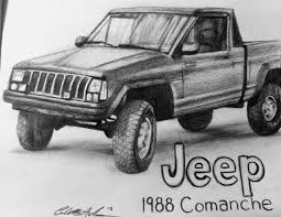 1988 jeep comanche jeep comanche by colette anderson on deviantart