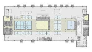 Open Office Floor Plan Layout by Media For Harlequin 1 Bskyb Openbuildings