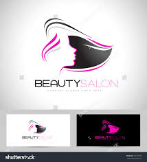 Home Logo Design Ideas by Salon Stock Photos Images Pictures Shutterstock Beauty Female Face