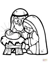 holy family free coloring pages art coloring pages