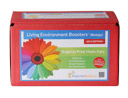 bioboosters ny state living environment biology regents review