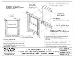 shipping container homes window and door flashing