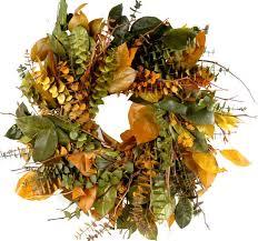 eucalyptus wreath wreath 17in