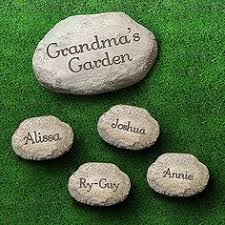 personalized garden stones shop for the personalized garden stepping heart at walmart