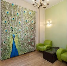 Aliexpresscom  Buy D Curtains For Living Room Bedroom Family - Living room curtain sets