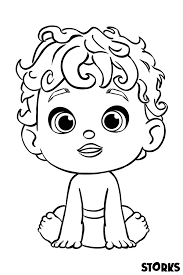 storks movie coloring pages getcoloringpages