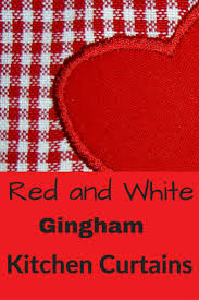 Pretty Kitchen Curtains by 218 Best Red Kitchen Accessories Images On Pinterest