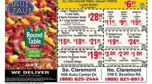 round table pizza all you can eat table pizza coupons regarding round table buffet coupon home
