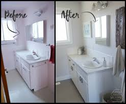 Best Home Design On A Budget by Bathroom Designs On A Budget Remodelaholic Diy Bathroom Remodel On