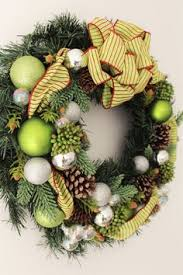 silver color wreath 15 by aloha4649 on etsy home