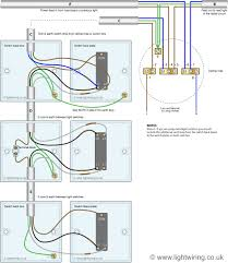 three way light switching wiring diagram new cable colours