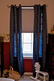 Horse Curtain Rod by Dark Blue Curtains Promote Healthy Sleep Brady Lou Project Guru