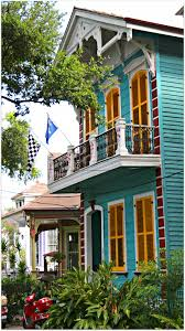 new orleans colorful houses new orleans homes and neighborhoods esplanade ave homes in new