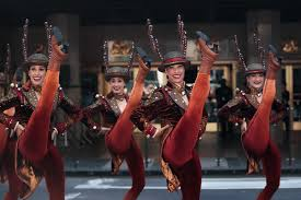 the rockettes promote 2016 radio city christmas spectacular 1 of