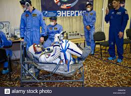 expedition 35 nasa flight engineer chris cassidy has his russian