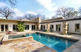 florida house plans with courtyard pool courtyard pool shaped house plans with courtyard pool image search