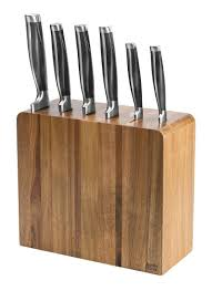 jamie oliver 6 piece knife block set knife blocks racks