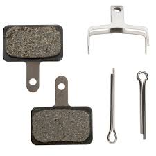 brakes pads and rotors for cycling