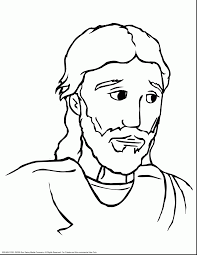 awesome printable bible coloring pages jesus with jesus loves me