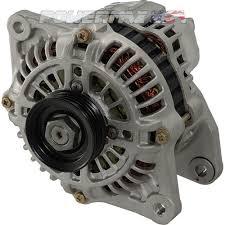 high output alternator fits mazda protege 1 6l 1 8l 2 0l 1999 2003