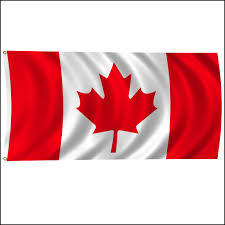Candaian Flag July 1 Canada Day Fcit