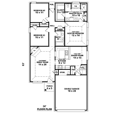 european style house plan 3 beds 2 00 baths 1465 sq ft plan 81 1417