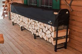 ideas firewood storage rack wood rack cover diy firewood holder