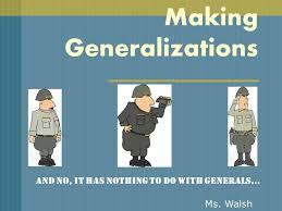 resume objectives exles generalizations in reading making generalizations great slideshow also a terrific anchor