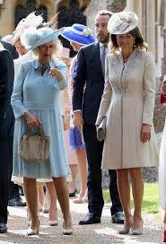 michael middleton michael middleton camilla duchess of cornwall and carole