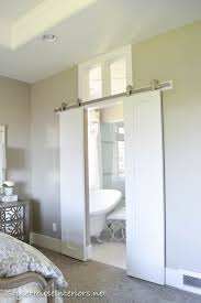 inspiration 30 master bathroom barn door design ideas of best 25