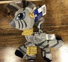 build a unstuffed new unstuffed bab build a my pony zecora zebra 15 plush