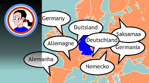 names for germany