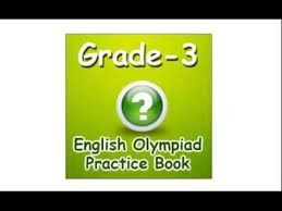 3rd class olympiad english practice quiz for kids youtube