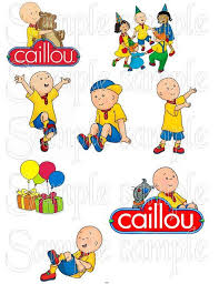 45 best all things caillou images on caillou birthday