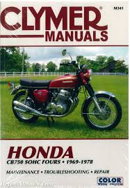 motorcycle honda cb 750 cb750 owners manual 3 fold out wiring