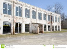 Building Exterior by Old Brick Warehouses Exterior Of An Old Brick Building Which Has