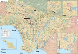 los angeles map pdf los angeles map pdf indiana map