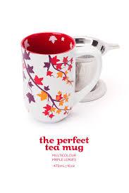 Pretty Mugs Fall 2014 This Super Autumnal Mug Is The Perfect Companion For A
