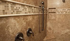 Corian Shower Enclosure Shower Walls Panels Natural Stone Tile Durabath Ssp Installs