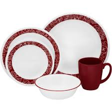 Corelle 76 Piece Dinnerware Set Corelle 10 Piece Set Walmart Com
