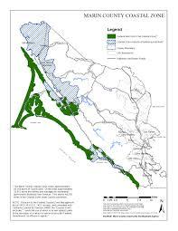 Marin Map C Smart Project Community Development Agency U2013 County Of Marin