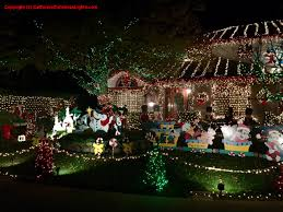 Yucaipa Christmas Lights Best Christmas Lights And Holiday Displays In Antioch Contra