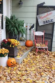 halloween front yard decorations halloween porch decorating all things oct nov dec