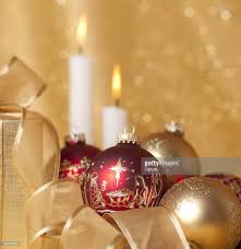 nativity ornaments and candles stock photo getty