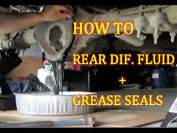 2003 dodge durango rear differential how to rear differential fluid change 1998 2001 dodge ram 1500