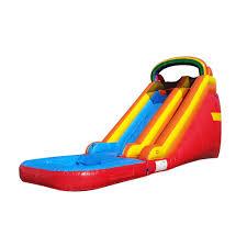 water slides dry slides slip n slides mr moonwalk