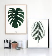 Nordic Design by Plant Prints Botanic Interior Nordic Design By Garmi